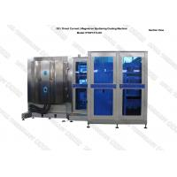 PECVD Thin Film Coating Machine , SiC  Vacuum Metalizing Machine For Hydrogen Fuel Cell Power Module