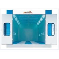 Quality Three Embossed Steel Plates Auto Spray Booths Heat Insulation WD-904 for sale