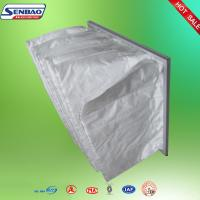 Wholesale White Medium Performance Synthetic Fiber  Air Filters For Ventilation System from china suppliers