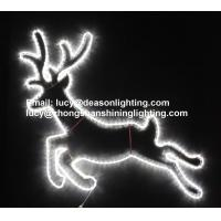 Wholesale christmas reindeer lights from china suppliers