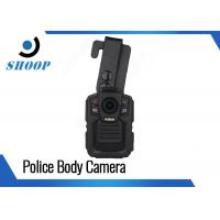 Quality Battery Operated Law Enforcement Body Camera 16GB 33MP CMOS Sensor for sale