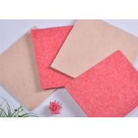 Wholesale Soundproof Polyester Acoustic Panels / Decorative Sound Absorbing Panels from china suppliers