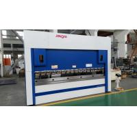 Wholesale 130 Ton X 13'' Hydraulic Steel Plate Bending Machine 4 Axis CNC Programmable from china suppliers