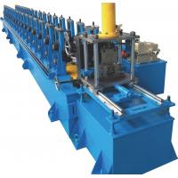 Cargo profile Double Layer Roll Forming Machine PLC Control