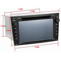 Wholesale Ouchuangbo Remote Control 6.95 inch Opel Vectra 2005-2008 Sat Nav Car Stereo Autoradio HD Navigation OCB-6959 from china suppliers