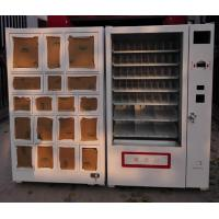 Wholesale Chocolate Snack Vending Machines Outdoor For Museum / Airport 24 Hour Sell from china suppliers