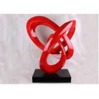 Wholesale Customized Indoor Painted Metal Sculpture For Public Commercial Decoration from china suppliers