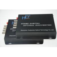 Wholesale Multifunctional 4 Channel Video To Fiber Converter 110bps-115.200Kbps from china suppliers