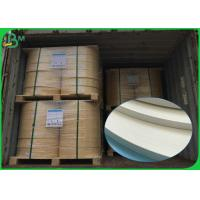 China White Straw Wrapping Paper Roll 60 Gsm 120gsm 600mm 620mm Free Sample Available for sale