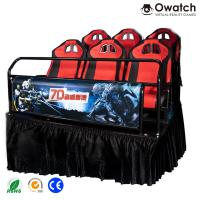 Wholesale Around the world Hot selling virtual reality experience 5d 7d cinema simulator from china suppliers