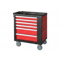 Garage Storage Premium Tool Chest Anti Shock Protection SPCC Cold Steel for sale