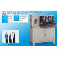 Wholesale High-Efficiency Assembly Power Cable Machine Automatic AC220V / 50HZ from china suppliers