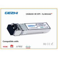 Wholesale 10G - SFPP - SR 10G SFP + Transceiver Module , Compatible SFP+ Optical Transceiver 300m from china suppliers