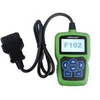 2017 OBDSTAR Nissan/Infiniti Car Key Programmer F102 with Immobiliser and Odometer Function for sale
