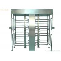 Wholesale Security IR Sensor Full Height Turnstiles Gate Prison Government Barrier from china suppliers