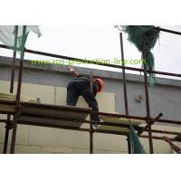 China Low Density B2 Grade 30MM Extruded Polystyrene Foam Sheets , Insulation Wall Board on sale