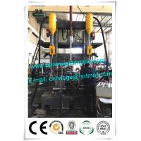 Wholesale Automatic H Beam Production Line , H Beam Assembling Welding Straightening Machine from china suppliers