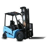 China Hydraumatic Pedal Electric Warehouse Forklift Machine 2500kg CPD25 on sale