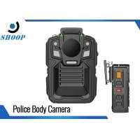 Quality DVR Body Worn Police Pocket Camera Security Guard 32GB 140° Angle Len for sale