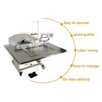 Wholesale Car Seat 240V 5030 2500RPM Computerized Pattern Sewing Machine from china suppliers