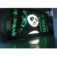 China Soft Color Lower Power Indoor Full Color Led Display Long Life Span For Supermarket Panels on sale