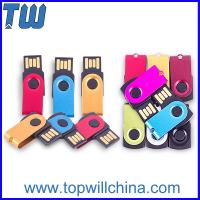 Buy cheap Hotsale Coloful Slim Mini Twister Usb 64 GB Flash Drive Keychian for Gifts from Wholesalers