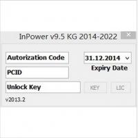 Wholesale Forcummins InPower 9.5v Software with keygen UNLOCK unlimited from china suppliers