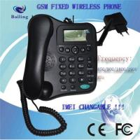 Wholesale GSM fixed wireless phone from china suppliers
