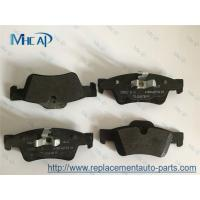 China ISO9001 Front And Rear Brake Pads / Ceramic Brake Pads 0044205220 on sale