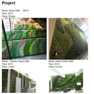 Wholesale Artificial green wall plants art plants wall plastic plant green wall from china suppliers