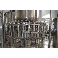 Wholesale Full Automatic fruit Juice Filling Machine Stainess Steel  Beverage Filling Machine from china suppliers