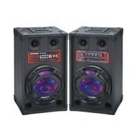 China 10 Inch Subwoofer Portable Bluetooth Battery Powered PA Speaker For Home Party on sale