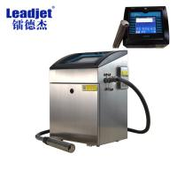 China Industrial Expiry Date Inkjet Coding Equipment 1.5-20mm Serial Number Printing Machine on sale