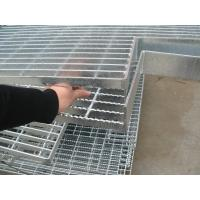 Wholesale plain galvanizd  steel grating from china suppliers