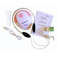 Wholesale Angelsounds Fetal Doppler, JPD-100S, Baby heart Monitor, FDA,Battery,Pink from china suppliers