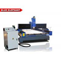 China Hign Speed Indusrrial Cnc Router Stone Engraving Machine Stainless Steel T - Slot Table on sale