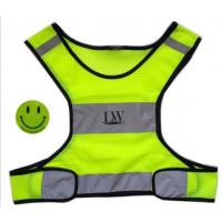 Buy cheap Custom Hi Vis Reflective Mesh Safety Vests from wholesalers