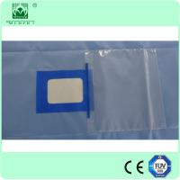 Buy cheap Nonwoven SMS Surgical eye drapes, disposable ophthalmic drapes pack/Kits from Wholesalers