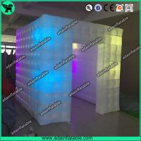 Wholesale Lighting Photo Booth Inflatable Cube Tent/Event Party Decoration Inflatable Dome from china suppliers