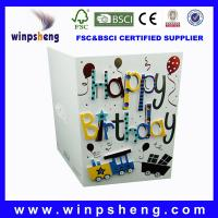 Wholesale birthday greeting cards from china suppliers