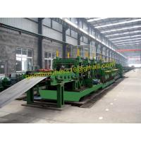 Wholesale High-Frequency Welded Pipe Mill Line/ tube machine from china suppliers