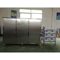 Wholesale Big Ultrasonic Cleaner for Engine Block Cylinder Heads Oil Filter Cleaning with 3600W Ultrasonic from china suppliers
