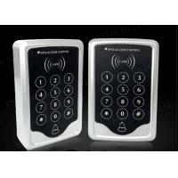 Quality Standalone Waterproof Induction Screen Keypad Rfid Access Controller for sale