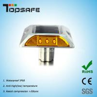 Wholesale Solar Powered Aluminium Cat Eye Reflective Road Stud (TP-SR-4) from china suppliers