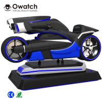 Wholesale 2019 Newest Design Amazing VR Racing Game Machine 9d VR Motorcycle from china suppliers