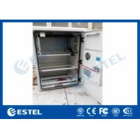 Wholesale Air conditioning Cooling Outdoor Wall Mounted Cabinet , Base Station Cabinet from china suppliers