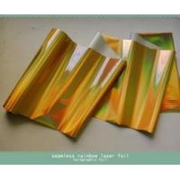 Wholesale Gold Foiling Holographic Hot Stamping Foil Greeting Card Printing from china suppliers
