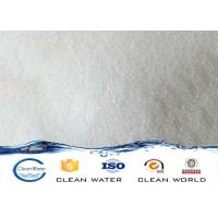 Buy cheap Polyacrylamide Flocculant Pam Water Treatment Cationic Polyelectrolyte White / Light Yellow from Wholesalers