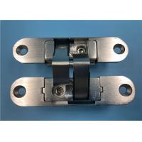 Right Open Adjustable Concealed Hinges Zinc Alloy 180 Degree 35mm Thickness for sale