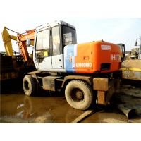 Wholesale Original japan Used HITACHI EX100WD-2 Wheel Excavator from china suppliers